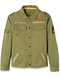 RED WAGON Military Jacket, Chaqueta Para Niños
