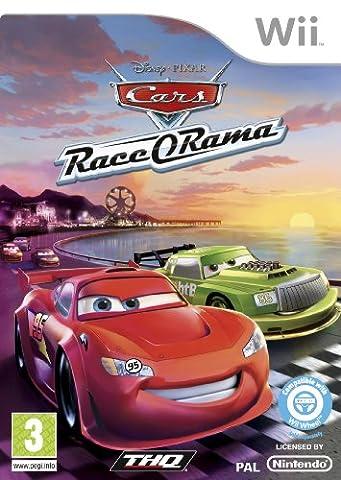 Cars: Race-O-Rama (Wii) [import anglais]