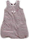 Schnizler Baby-Mädchen Nicki Ringel Top Secret wattiert, Oeko-Tex Standard 100 Schlafsack, Rot (Bordeaux 9), 62 (Herstellergröße: 62/68)