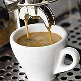 Artland Qualitätsbilder I Glasbilder Deko Glas Bilder 50 x 50 cm Ernährung Genuss Getränke Kaffee Foto Silber A7ED Espresso
