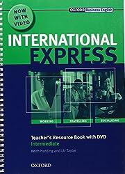 International Express: Intermediate: Teacher's Resource Book with DVD by Liz Taylor (2010-07-01)