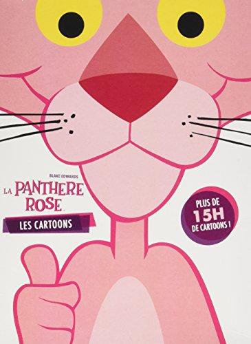 La Panthère Rose : les Cartoons - Coffret 4 DVD