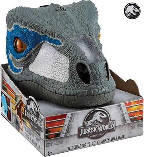 Jurassic World Chomp'N Roar Dino-Máscara Sonidos