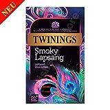 Twinings SMOKY LAPSANG SOUCHONG Tea 20 Btl. 50g - Schwarztee mit einer angenehmen rauchigen Note