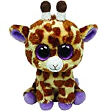 Ty 7136011 - Ty Plüsch - Beanie Boos - Giraffe Safari 15cm