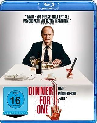 Dinner for One - Eine mörderische Party [Blu-ray]