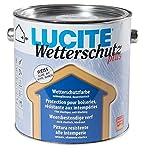 Lucite Wetterschutz Plus 2,5 L Weiß
