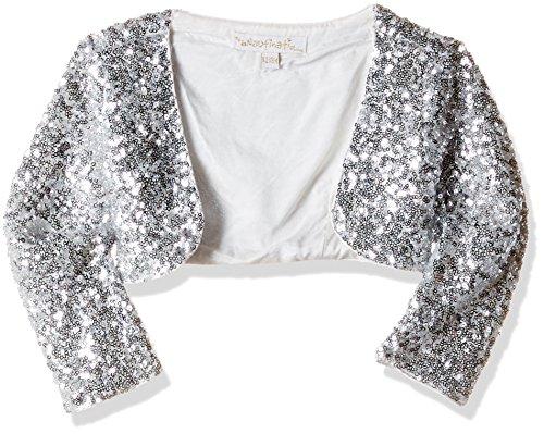 Nauti Nati Baby Girls' Jacket (NAW16-624A-9-12M-Off-White)