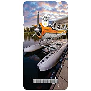 Asus Zenfone 5 A501CG Back Cover - Airplane Designer Cases
