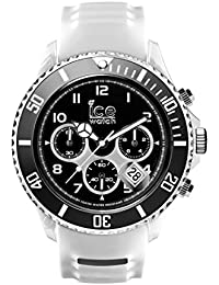 Ice-Watch - 001336 - ICE sporty - White Black - Extra large - Chrono