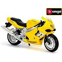 BURAGO - Triumph TT600 1:18 Scale