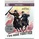 Two Rode Together (1961) [Masters of Cinema] Dual Format (Blu-ray & DVD) edition
