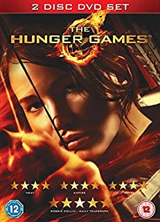 The Hunger Games (2 Disc) [DVD] (B0063FQREO) | Amazon price tracker / tracking, Amazon price history charts, Amazon price watches, Amazon price drop alerts