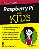 Best Raspberry Pi Books - Raspberry Pi For Kids For Dummies Review