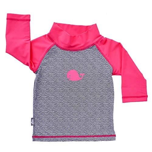 Jan & Jul Baby Kleinkind Kinder Ausschlag Schutz UPF 50 Sonnenschutz Shirt (L: 18 - 36m, Wal) T-shirt Infant Bodysuit
