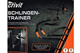 Crivit® Schlingentrainer - Sling Training - Fitness Body Workout