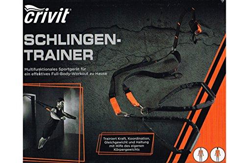 Crivit® Schlingentrainer - Sling Training - Fitness Body Workout