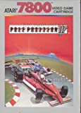 Pole position II - Atari 7800 - PAL Bild