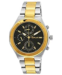 Omax Smart Casual Analog Dial Mens Watch - SS627