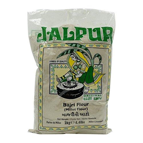 Jalpur - Farine de millet - moulue sur pierre - 2 kg