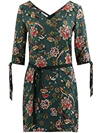 Promod Kleid mit Allover-Print