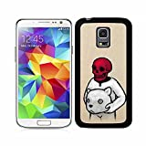 Telecharger Livres FunCuteCovers Unique And Grace Coque Case For Samsung Galaxy S5 I9600 Red Skull Samsung Galaxy S5 I9600 Cell Phone Coque Case (PDF,EPUB,MOBI) gratuits en Francaise