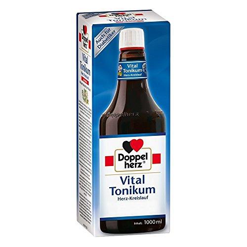 DOPPELHERZ Vital Tonikum Herz Kreislauf, 1000 ml