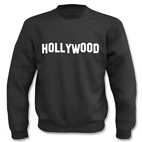 Pullover - Hollywood Schwarz