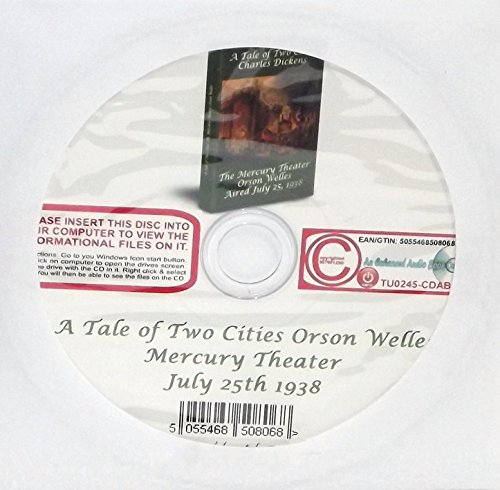 an-enhanced-mp3-cd-audio-radio-show-charles-dickens-a-tale-of-two-cities-radio-show-by-orson-welles-