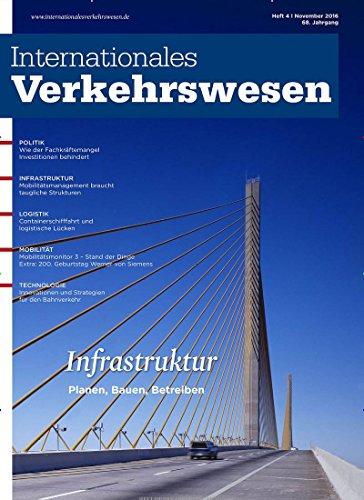 Internationales Verkehrswesen [Jahresabo]