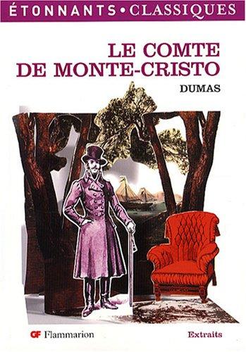 Le Comte de Monte-Cristo por Alexandre Dumas