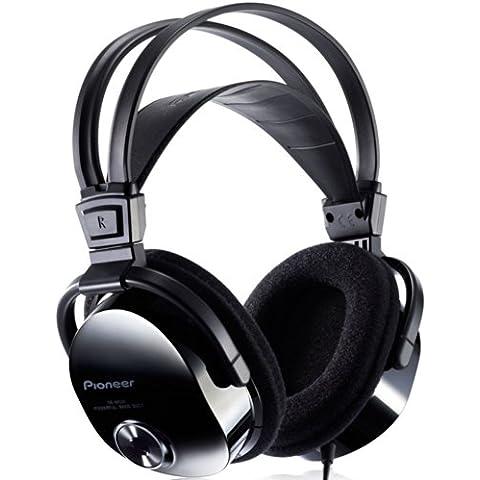 Pioneer SE-M531 auricular - Auriculares (Circumaural, Diadema, 7 - 40000 Hz, Cerrado, 3.5 mm (1/8