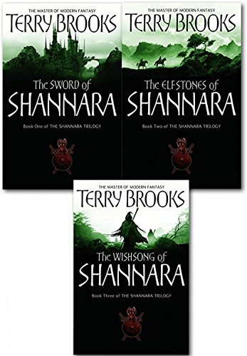 Shannara chronicles the best amazon price in savemoney shannara chronicles series terry brooks 3 books collection set the sword of shannara the fandeluxe Gallery