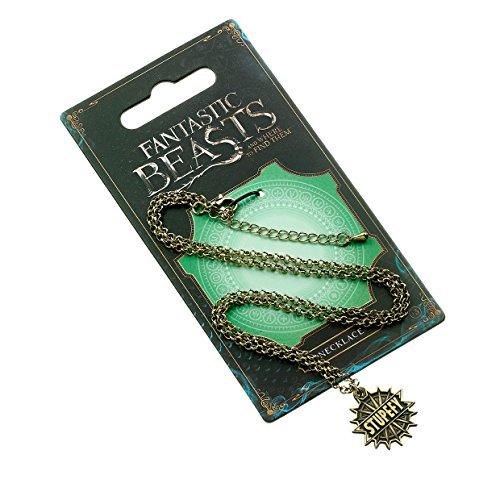 Preisvergleich Produktbild Phantastische Tierwesen - Halskette & Anhänger - Stupefy