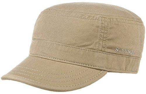 casquette-gosper-army-stetson-casquette-urban-l-58-59-beige-fonce