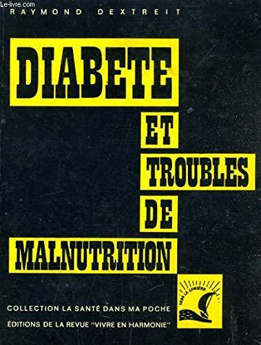 Diabete et malnutrition