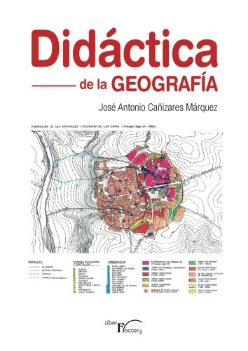 Didáctica de la geografía (Aula; Primaria, ESO, Bachillerato y F.P) - 9788499494425
