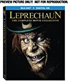Leprechaun: The Complete Movie Collection [Edizione: Stati Uniti]