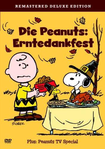 Die Peanuts - Erntedankfest