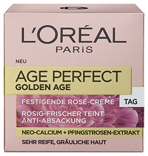 L'Oréal Paris Age Perfect Golden Age Tagespflege Creme, 2er Pack (2 x 50 ml)