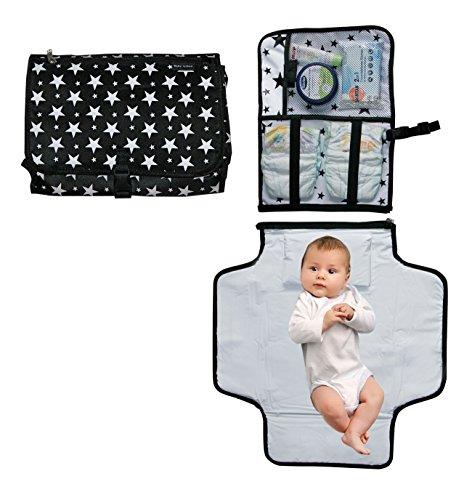 Baby Likes * Kompakte Wickelunterlage für unterwegs