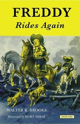 [{ Freddy Rides Again (Freddy the Pig) By Brooks, Walter R ( Author ) Oct - 31- 2013 ( Paperback ) } ]