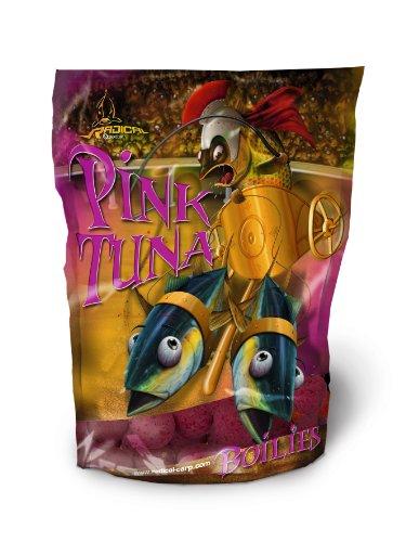 Quantum Radical Pink Tuna Boilies 1kg Test