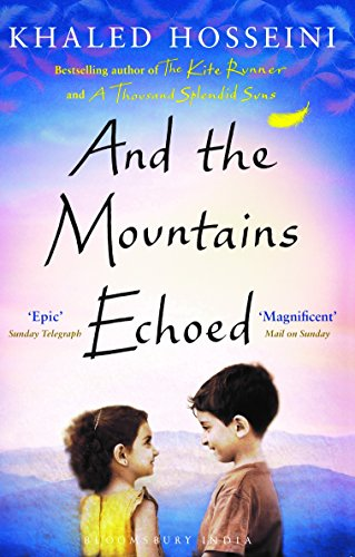 and the mountains echoed And the Mountains Echoed 51p7Z2cvwRL