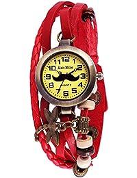 Alain Miller Reloj Analógico para Mujer de Cuarzo con Correa en Cuero RP3705790005
