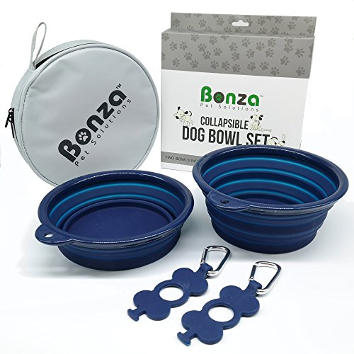 bonza-grands-bols-pour-chien-pliable-double-pak-12-kg-178-cm-diametre-portable-deau-bols-pour-chien-