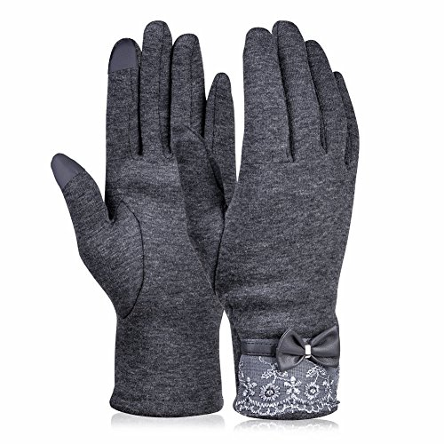 vbiger-womens-touchscreen-gloves-warmer-flocking-lace-gloves