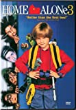 Home Alone 3 (Widescreen Edition) by Alex D. Linz