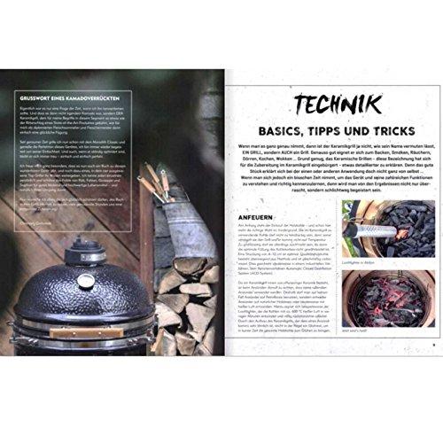 51p7c3MjU6L - Grillbuch KERAMISCH GRILLEN in Perfektion Heel Verlag Keramikgrill Grill Kochbuch