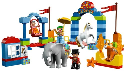 Lego-10504-Duplo-My-First-Circus